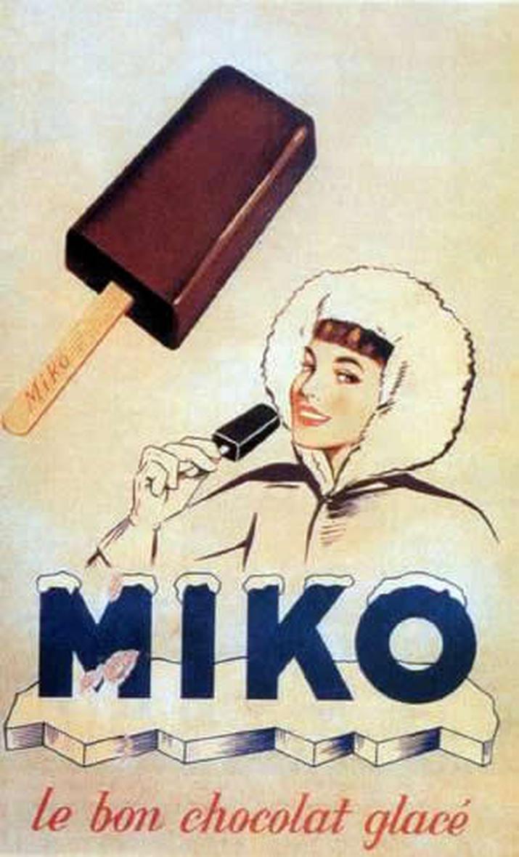 Вот такая история у мороженого. однако, пирожок эскимоса..хорошо, что